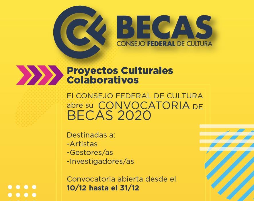 Becas - Consejo Federal de Cultura